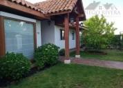 Vendo hermosa casa loteo el polo machali 5 dormitorios 300 m2