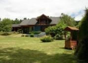 2 casas en venta terreno en pucon sur de chile 5 dormitorios 400 m2