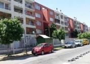 Condominio parque yungay 2 dormitorios 1 bano quinta norm 62 m2