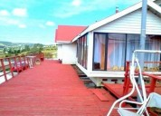 Hermosa Casa En Coinco Rural QuellOn ChiloE 4 dormitorios 180 m2