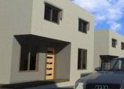 Casa dos pisos estilo mediterranea condominio villa alemana 3 dormitorios 98 m2