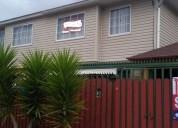 Casa dos pisos pareo simple en sector belloto 2000 4 dormitorios 90 m2