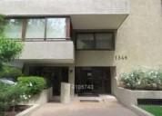 Departamento en venta en vitacura 2 dormitorios 66 m2