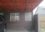 Chicauma amplia casa aislada con 3 dormitorios 100 m2