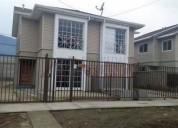 Casa pareo simple en avenida principal limache 3 dormitorios 88 m2