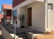 Vendo casas condominio cerca metro tren penablanca 3 dormitorios 75 m2