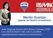 Servicio de agente inmobiliario remax