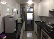 Hermoso departamento amoblado metro hernando de magallanes 2 dormitorios 85 m2