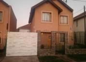 Vende casa 3d 3b 2e cond el bosque maipu 3 dormitorios 85 m2