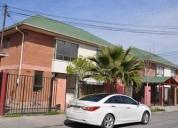 Casa de 2 pisos villa jardin del sur ii maipu 3 dormitorios 76 m2