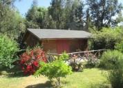 Se vende linda parcela con casa y cabana 4 dormitorios 194 m2