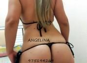 Angelina, sensual 15 mil jugada al maximo!