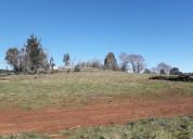 Vendo parcela de 6000 m2 ubicado a 12 km de osorno osorno