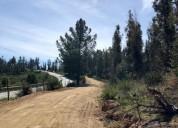 Parcelas desde orilla de carretera pichilemu