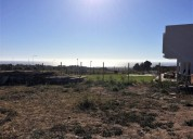 Terreno en mirador de mantagua valparaiso en valparaíso