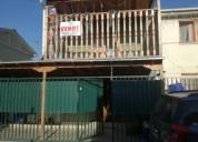 Casa de dos pisos con balcon puente alto