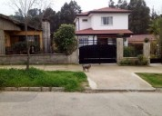 Vendo hermosa y moderna casa esquina quilpue retiro sector zoo quilpue