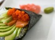 Venta derecho llaves local de comida sushi san miguel