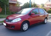 Nissan tiida 2010 full unico dueÑo