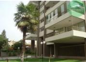 Venta comodo y acogedor departamento las condes 3 dormitorios 112 m2