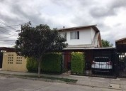 Amplia casa con quincho en villa galilea 3 dormitorios 115000 m2