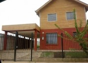 Casa en talca villa bicentenario 4 dormitorios 105 m2