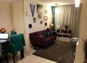 Vendo hermoso depto metro universidad de chile 2 dormitorios 43 m2