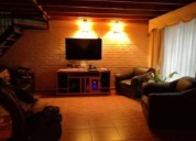 Precio rebajado amplia casa en barrio las rosas maipu 3 dormitorios 113 m2