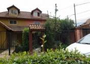 Villa parque violeta cousino penalolen 4 dormitorios 152 m2