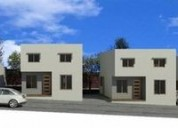 Casa mediterranea dos pisos condominio en villa alemana 4 dormitorios 100 m2