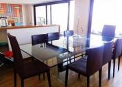 Hermoso y amplio departamento en las condes 3 dormitorios 150 m2
