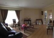 Se vende casa en parcela a orilla de camino a santa clara 4 dormitorios 200 m2