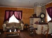 Casa mas parcela 1 has en parral vii region del maule 5 dormitorios 300 m2