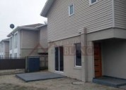 Casa nueva pareo simple en avenida principal limache 3 dormitorios 88 m2