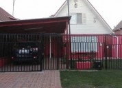 Vendo linda casa en penablanca 4 dormitorios 130 m2