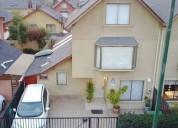 Amplia casa 3 pisos excelente estado a pasos metro quilin 4 dormitorios 140 m2