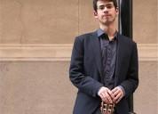 Clases de guitarra clasica y popular en santiago