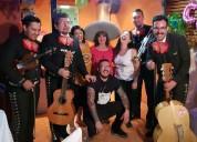 Todas las comunas de santiago mariachis y charros
