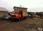 Flete camión plano hasta 10.000kg