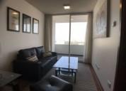 Precioso departamento amoblado hernando magallanes 1 dormitorios 39 m2