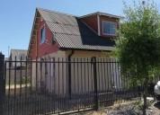 Oportunidad casa en jardines de rauquen curico 3 dormitorios 75 m2