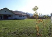 Hermosa casa en zapallar curico 3 dormitorios 170 m2