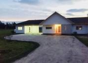 Casa recien construida lonquen sur balmaceda 3 dormitorios 195 m2