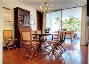 Exclusivo y amplio departamento en vitacura 5 dormitorios 218 m2