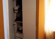 Cruz de lorena, dos pisos. tres dormitorios