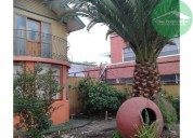 5d 3b 300 m2 app de patio amplia casa en penco 5 dormitorios