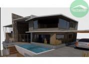 Proyecto casa via del mirador villuco concepcion 6 dormitorios 305 m2