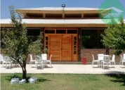 Complejo turistico 4 casas 2 piscinas quilpue 9 dormitorios 470 m2
