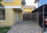 Se arrienda casa con derecho a compra lomas de eyzaguirre 3 dormitorios 75 m2