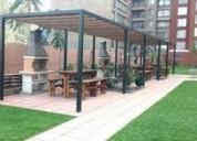 Luminoso amplio departamento paseo bulnes metro la moneda 2 dormitorios 55 m2